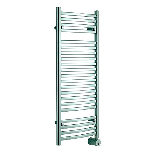 Mr. Steam W248 PC Series 200 48-Inch High by 20-Inch Wide 120-Volt Electric Towel Warmer, Polished Chrome -