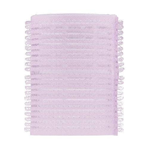 PARSA Beauty Professional selbsthaftende Haftwickler Lockenwickler Klettwickler 45mm rosa 9 Stück