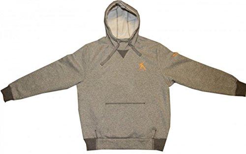 PUMA Skateboard Pullover Hoodie Grey Sweater Usain Bolt Collection Hooded Jacket Jacke, Grösse:XXL