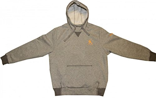 PUMA Skateboard Pullover Hoodie Grey Sweater Usain Bolt Collection Hooded Jacket Jacke, Grösse:XXL