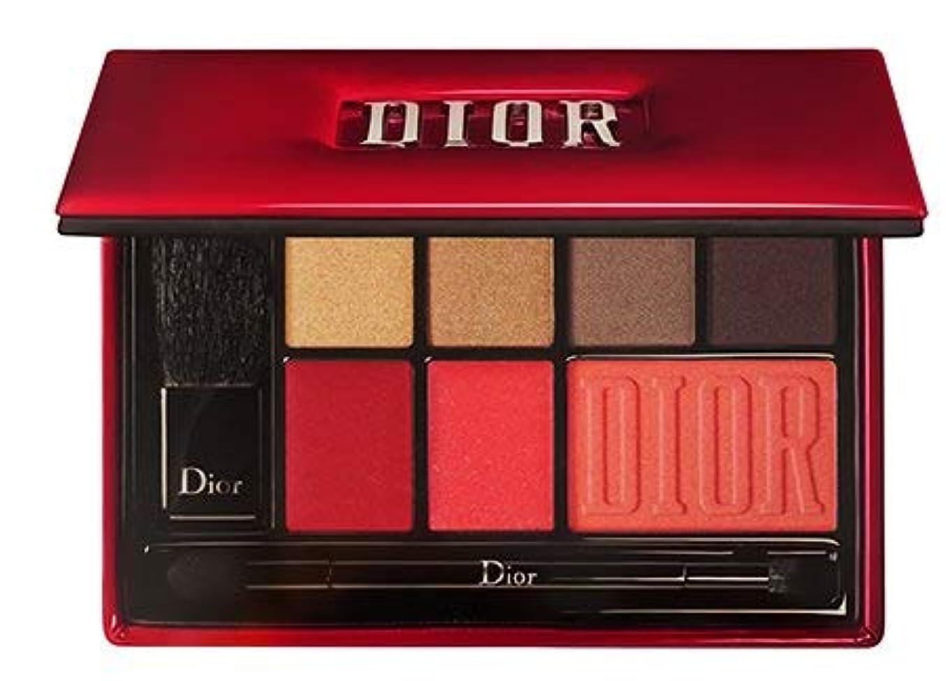 曇ったシンプルさ干渉するクリスチャンディオール Ultra Dior ファッション パレット BE INTENSE