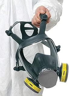 Moldex 9000 Series Reuasble Full Face Respirator/Mask with 7003 Organic Vapor/Acid Gas Cartridge (1 Each) (Medium)