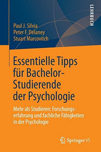 Essentielle Tipps für Bachelor-Studierende der Psychologie: Mehr als Studieren: Forschungserfahrung und fachliche Fähigkeiten in der Psychologie