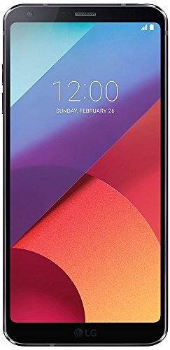 LG G6 H870 Single SIM 32GB - 5.7  inch (GSM Only, No CDMA) Factory Unlocked 4G LTE Smartphone (Astro Black) - International Version with No Warranty