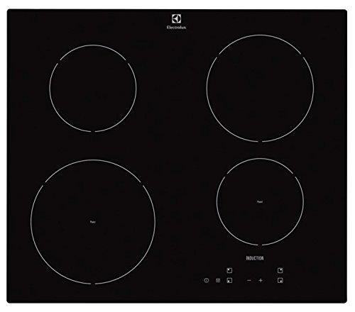 Electrolux Rex EHH6240IOK plaque - plaques (Intégré, Induction, verre-céramique, Noir, toucher)