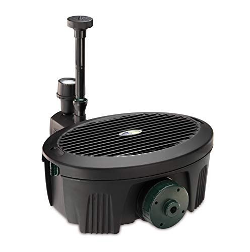Aquagarden 1057196 Interpet, Inpond 5 in 1 Pond Pump and Filter, For Ponds up to 2000 Liter