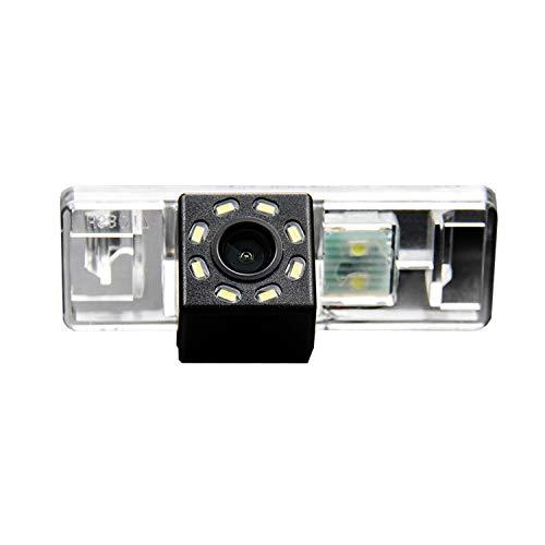 170 /° HD Cam/éra 1280x720p Imperm/éable IP69K Cam/éra de Recul Vision Nocturne num/éro de Plaque /Éclairage de Plaque pour Mazda CX-5 CX-7 CX-9 Mazda 3 Mazda 6