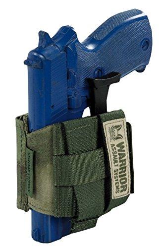 Warrior Universal Pistol Holster A-TACS-FG