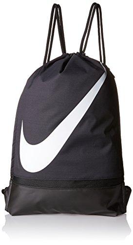 NIKE Nk Academy Gmsk Sports Bag, Unisex adulto, black/black/(white), MISC