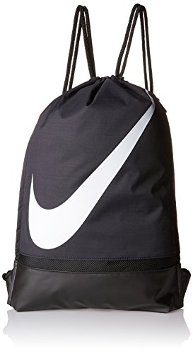 Nike Fußball Trainingsbeutel, Black/Black/White, One Size