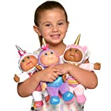 Cabbage Patch Kids Cuties, Fantasy Friends, 9' 3-Pack - Realistic CPK Babies Dressed as Magical Unicorns, Collectible Dolls - Amazon Exclusive