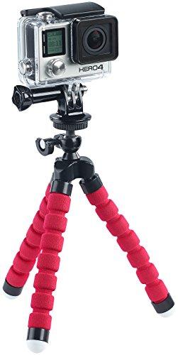 Somikon Actioncam Zubehör Set: 66in1-Zubehör-Set für Action-Cam DV-4017.WiFi, DV-850.WiFi und GoPro® (GoPro Zubehör Kit)