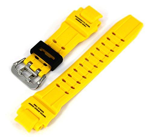 Casio 10475506auténtica Factory de repuesto resina reloj banda para GA-1000–9GA-1000–9B