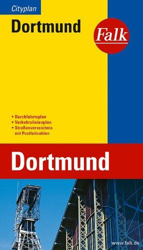 Falk Cityplan Dortmund