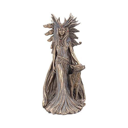 Unbekannt Figur der Göttin Hekate Magie Figur Skulptur 25 cm