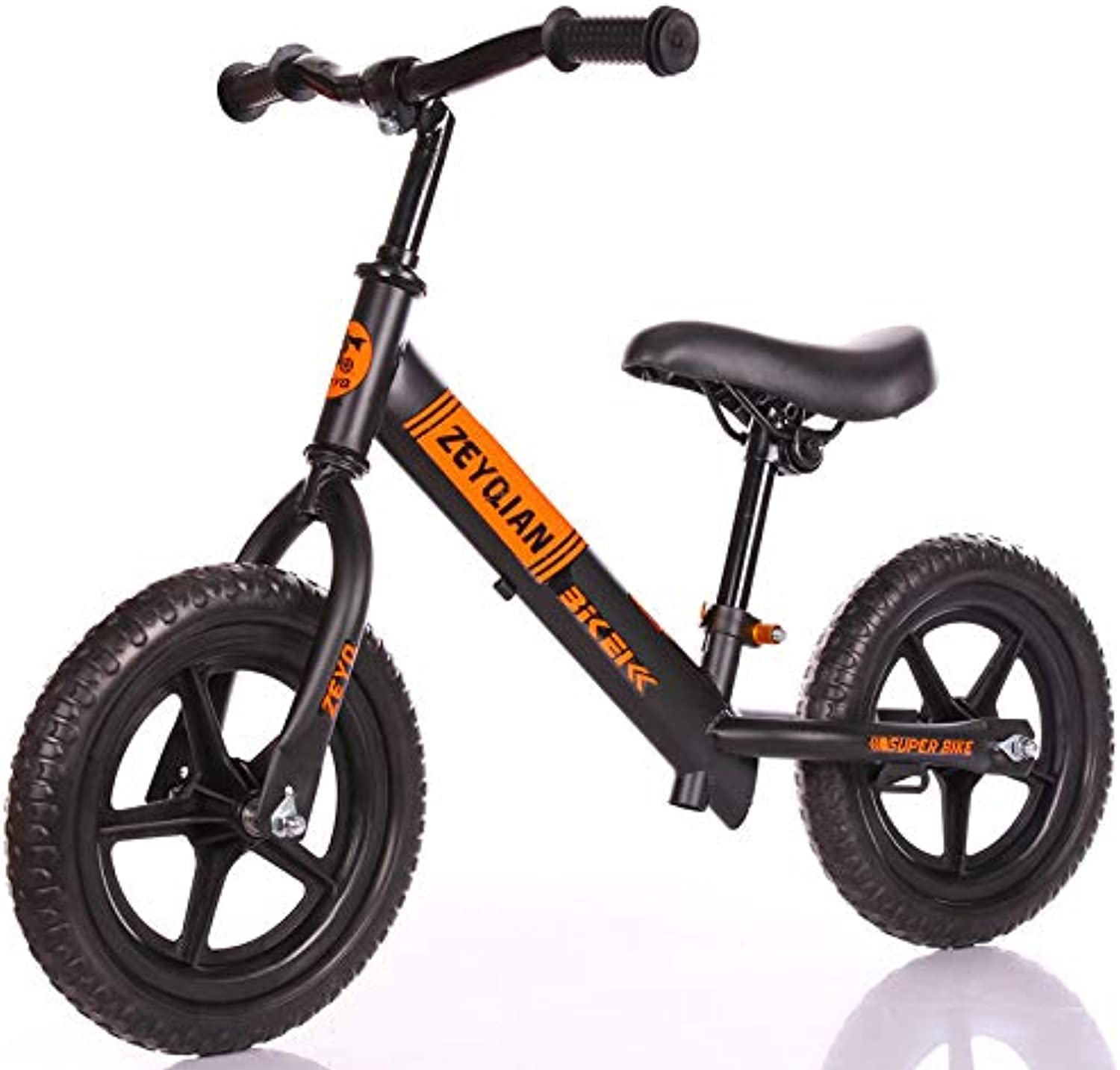 11 Kids' Competition Balance Bikes, Training Running Walking Bicycle Lightweight Wearresistant EVA solid tires