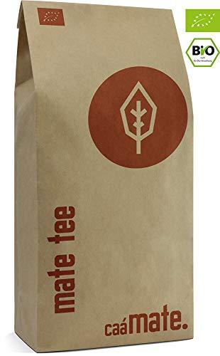 Mate Tee BIO 400g ● Mateblätter pur ● frisch & grün ● fair, ökologisch & luftgetrocknet ● organic Yerba Mate ● kontrolliert, zertifiziert & abgefüllt in Deutschland