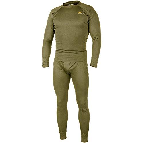 Helikon Gen III Niveau 1 Sous-vêtements Set Olive Taille L