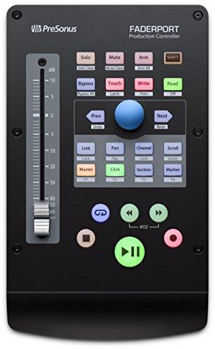 PreSonus FaderPort Controlador de Producción USB con Studio One Artist, paquete de...