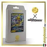 Ampharos-GX (Pharamp-GX) 43/181 - #myboost X Sole E Luna 9 Gioco di Squadra - Coffret de 10 Cartes Pokémon Italiennes