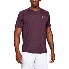 Under Armour Camiseta para Hombre Cuello Redondo Tech 2.0