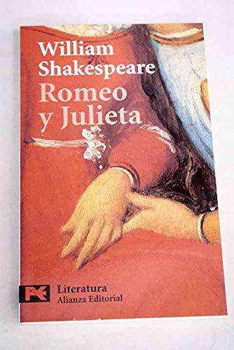 Romeo y julieta: 5667 (Literatura Alianza Editorial)