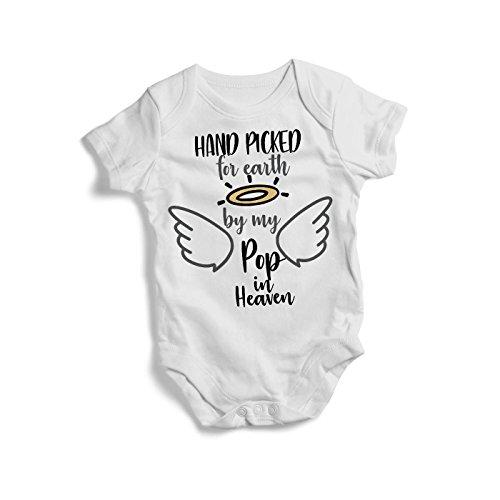 Mono de bebé Promini hecho a mano para la Tierra por My Pop in Heaven s
