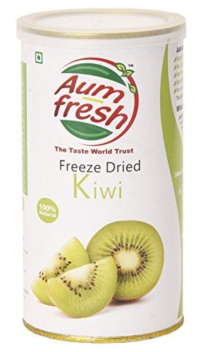 Aum Fresh Bio-Gefriergetrocknete Kiwi 25 g / 0,8 Unzen - USDA zertifiziert