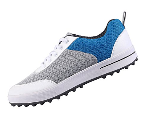 Dames Ademende Spikeless Golf Schoenen voor Dames, Lichtgewicht Mesh Casual Walking Sneakers Schoenen