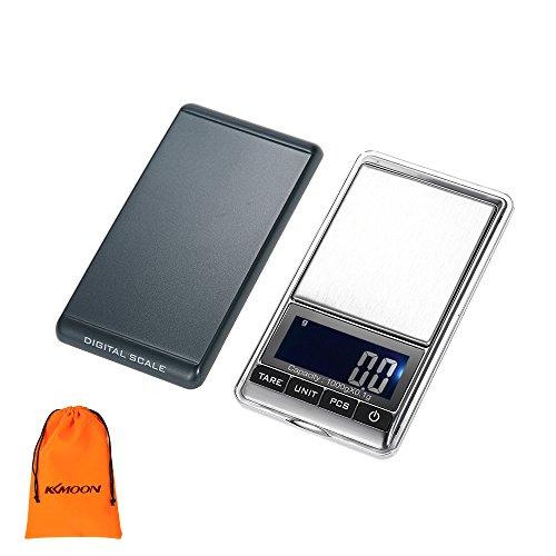 Balanza Electrónica - Báscula Digital de Precisión - Rango Pesaje. 0,1Gr -...