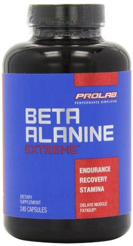 PROLAB Beta Alanine Extreme Capsules, 240-Count