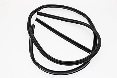 daniplus Türdichtung rundum passend für AEG Electrolux Zanussi Backofen 50206535002, 356514401/5