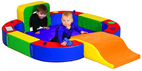 ECR4Kids SoftZone Discovery Playset Assorted