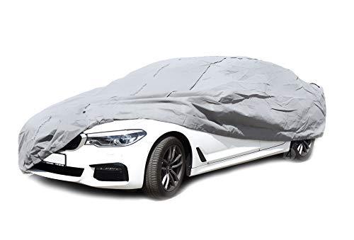 Autoabdeckung geeignet für BMW 1er F52 Schutzplane Abdeckung Vollgarage für das Auto atmungsaktiv - Autoplane L Sedan