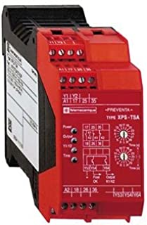 SCHNEIDER ELECTRIC XPSTSA3742P Safety Relay 300-Volt 2.5-Amp Preventa
