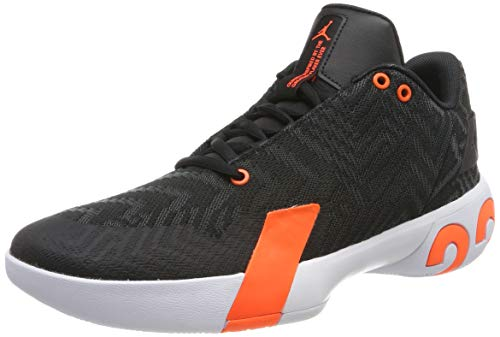 Jordan Herren Ultra Fly 3 Low Basket Schuhe, Schwarz (BLACK/BLACK-WHITE-HYPER CRIMSO),42 EU