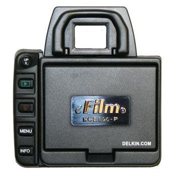 DELKIN Pro LCD Pop Up Shade orificio OLYMPUS E500 E 500, LCD