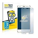 brotect Protection Ecran Verre Compatible avec Motorola Moto Z2 Force (3 Pièces) Film Protecteur Vitre 9H Anti-Rayures,...