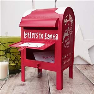 Sparks, Cassetta delle lettere a Babbo Natale in metallo