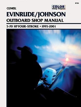 Amazon com: Johnson 9 5 Hp Outboard Manual: Books