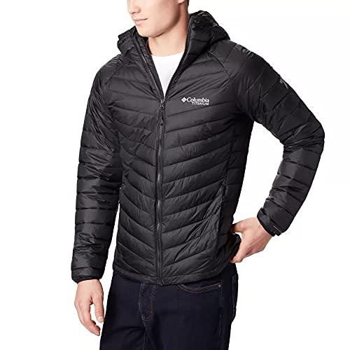 Columbia Men's Jacket (WO0872-010_Black_XXL)