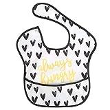 Comie Ärmellätzchen, Kinder Fütterungstuch Absorbierende Lätzchen Saugfähig Babylätzchen Unisex Schal Weich Dreieckstuch Baumwolle Dreieckstücher für Kleinkinder Jungen und Mädchen