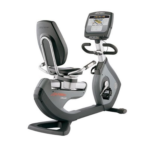 Lowest Price! Life Fitness 95r Inspire Recumbent Bike (Certified Refurbished)