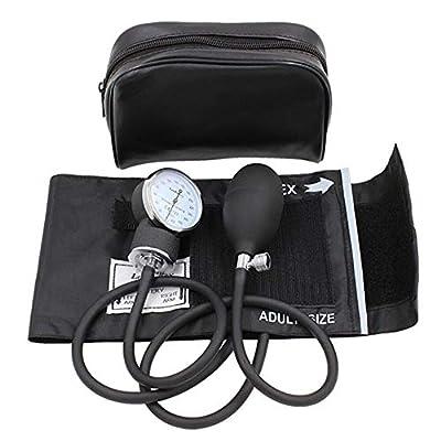 Aneroid Sphygmomanometer, LotFancy Manual Blood Pressure Cuff, FDA Approved