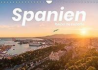 Spanien - einzigartige Motive (Wandkalender 2022 DIN A4 quer): Entdecken Sie das wunderbare Spanien. (Monatskalender, 14 Seiten )