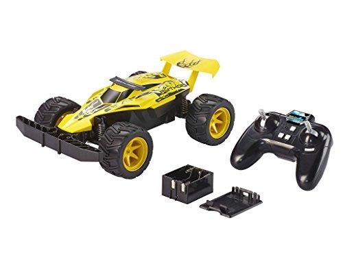 RC Auto kaufen Buggy Bild: Revell Control X-treme RC Car - schnelles, sehr robustes ferngesteuertes Auto als Buggy mit 2,4 GHz Fernsteuerung, Batterienbetrieben - Akku kann nachgerüstet werden - PYTHON 24807*