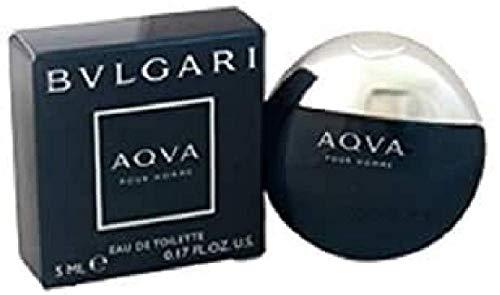 Bvlgari Aqva by Bvlgari for Men - 5 ml EDT Splash (Mini) - M-M-1043 -  Bumble and Bumble, 159449