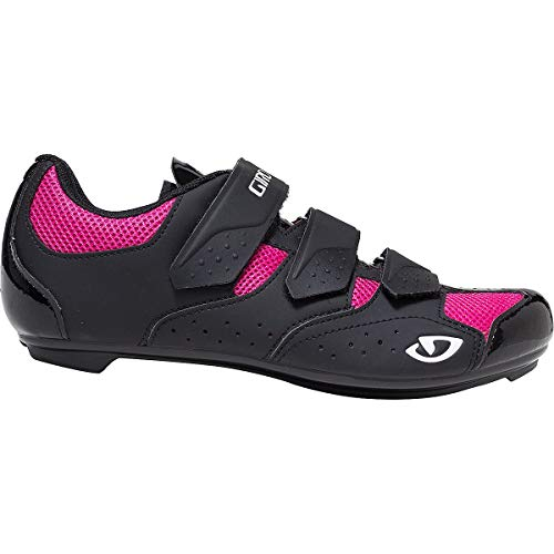 Giro Salita II Cycling Shoe - Women's Black/Pink, 40.0