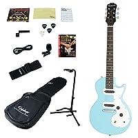 Epiphone/Les Paul SL Pacific Blue 【エレキギター入門14点セット】 エピフォン エレキギター レスポール 入門 初心者