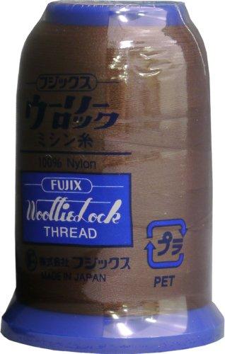 Fujix ウーリーロックミシン糸 25g 123